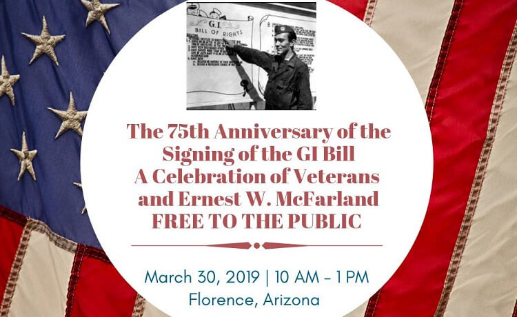 Free Event for Veterans and Families March 30